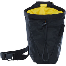The North Face Chalk Bag Pro TNF Black/Canary Yellow